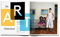 GOESELE Typography Magazine, Magazine Layout Design, Magazine Layouts, Magazin Design, Event Poster Design, New York Times Magazine, Web Design Trends, Design Design, Design Ideas