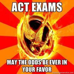 act prep games english
