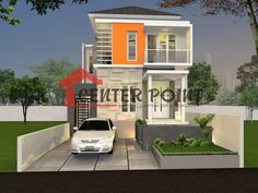 Jasa Gambar Rumah Bali Minimalis 6x12 Tampak Depan     Lihat Juga:    Desain Rumah Khas Bali  Desain Rumah Kost Bali  Desain Rumah Klasik...