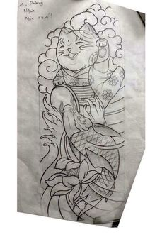 Asian tattoos, from classical tattoos to the latest minimalist ideas on the Asian market in the tattoo world, will be discussed in this category. Japanese Tattoos For Men, Japanese Tattoo Art, Japanese Tattoo Designs, Japanese Sleeve Tattoos, Raijin Tattoo, Hannya Tattoo, Tattoo Sketches, Tattoo Drawings, Body Art Tattoos