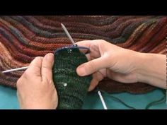 How to Avoid Laddering when Knitting in the round on multiple needles or switching between two circular needles.