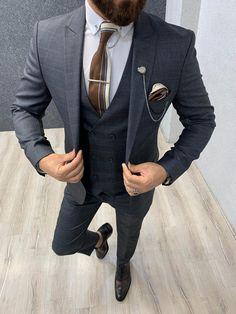 Size : Suit material: Woolen, Polyester Machine washable : NoFitting : Regular Slim Fit Remarks: Dry Cleaning Only Blazer Outfits Men, Stylish Mens Outfits, Slim Fit Tuxedo, Slim Fit Suits, Mens Tailored Suits, Mens Suits, Wedding Suit Hire, Wedding Attire, Der Gentleman