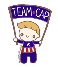 TEAM CAP!