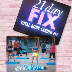 Sport du jour fait: #21DayFix #TotalBodyCardioFix @autumncalabrese  #974 #reunionisland #iledelareunion #team974 #regimeuse974 #instarégimeuse #Workout #WorkoutDone #fitness #motivation #onlacherien by newlife974