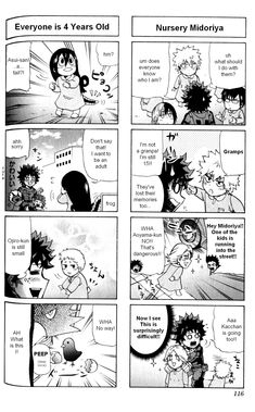 2/2 Credits to the due author | LOLOL Tsuyu is a lil tadpole and Tokoyami is a chick XDDDD
