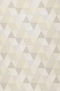€61,90 Prezzo per rotolo (per m2 €11,61), Carta da parati camera dei bimbi, Tessuto base: Carta da parati TNT, Superficie: Liscio, Effetto: Opaco, Design: Triangoli, Colore di base: Crema, Bianco grigiastro, Grigio chiaro , Colore del disegno: Crema, Bianco grigiastro, Grigio chiaro , Caratteristiche: Buona resistenza alla luce, Bassa infiammabilità, Rimovibile, Stendere colla sul muro, Lavabile