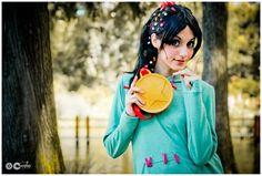 kamisamafr: Vanellope Von Schweetz par Glory Lamothe C Disney Cosplay, Disney Costumes, Funny Halloween Costumes, Cool Costumes, Cosplay Costumes, Cosplay Ideas, Costume Ideas, Wreck It Ralph Costume, Gogo Tomago