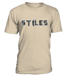 STILES - Limited Edition  #september #august #shirt #gift #ideas #photo #image #gift