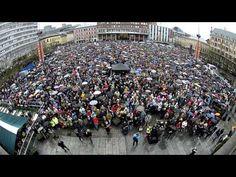 40,000 Norwegians protesting Breivik. So much here to love.