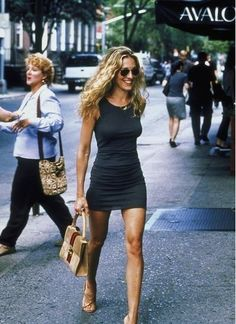 Inoubliable Carrie... Sarah Jessica Parker -Sex and the City