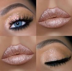 Gorgeous Makeup: Tips and Tricks With Eye Makeup and Eyeshadow – Makeup Design Ideas Gorgeous Makeup, Pretty Makeup, Love Makeup, Beauty Makeup, Makeup Looks, Makeup Ideas, Simple Makeup, Beauty Tips, Awesome Makeup