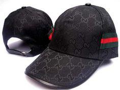 Gucci cap black Mens Gucci Hat d5beb8a00bb
