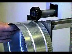 Bordonadoras - YouTube Sheet Metal Tools, Metal Bending Tools, Metal Working Tools, Concours Design, Dust Collector Diy, Hammer Logo, Metal Fabrication Tools, Metal Bins, Folding Machine