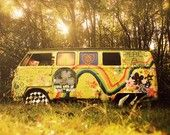 Peace and Music Campervan