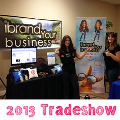 We met some awesome businesses in our local community at the 2013 Gilroy Tradeshow.