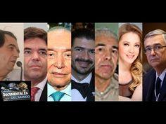 Al desnudo, el tráfico clandestino de las fortunas de prominentes mexicanos