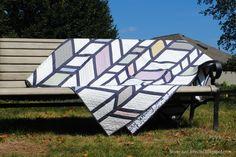 Never Just Jennifer: Oakshott Scandinavia Challenge Quilt {a finished quilt}