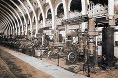 Expresso cofee machines. Exposizione Generale Italiana in Torino (1898)