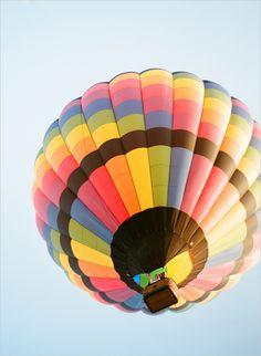 hot air ballon engagement