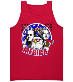 The Most American Tank Top Of All Time