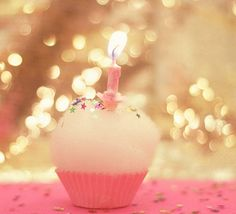 cotton candy cupcake-now that is just precious It's Your Birthday, Birthday Bash, Birthday Quotes, Birthday Celebration, Birthday Wishes, Girl Birthday, Birthday Parties, Birthday Cards, Birthday Ideas
