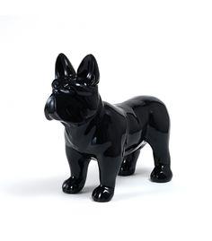Statue Bulldog Français Noir - Animal en resine - 45 x 41 x 21 cm Description du modèle :Bulldog français, couleur noir verni laquéCaractéristiques :Référence du modèle : ART012Marque : Anim'ArtDimensions : 45 x 41 x 21 cm (Longueur x hauteur x largeur)Poids : 3,30 Kg