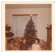 Vintage Photograph, Vintage Christmas Item, Vintage Photo of Christmas, Vintage Christmas Tree, Christmas Tree Photograph, Vintage Photo by lucyandfaye on Etsy https://www.etsy.com/listing/244543609/vintage-photograph-vintage-christmas
