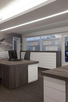Het Atelier - Interieur (Hooglede, West-Vlaanderen) | project: Volvo Recon