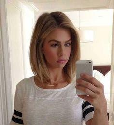Stylish Short Hair Look