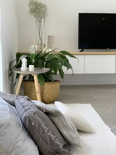 studio is a dynamic and innovative company offering Design, Documentation and visualisation services tailored to the residential market. Cushions, Minimalist Design, White Rug, Tv Unit Design, Living Room, Living Design, Living Area, 3 Bedroom House, Room