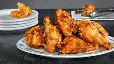 Twice Fried Chicken with Michael Solomonov Twice Fried Chicken Recipe, Crispy Chicken, Tandoori Chicken, Chicken Recipes, Chicken Feed, Federal Donuts, Michael Solomonov, Worst Cooks, Thin Pancakes