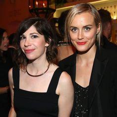 The Coolest Celebrity Lesbian Power Couples