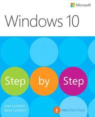 Windows 10 Step by Step / Edition 1 by Joan Lambert Download