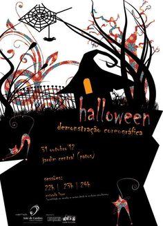 Halloween  demonstração coreográfica por com passos , Academia d'artes  > 4.ª Feira, 31 de Outubro, 2012  sessões às 22h00, 23h00 e 24h00  @ Jardim Central (vulgo jardim dos patos), Vale de Cambra  _entrada livre_
