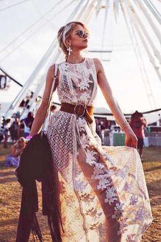 Freizugiges coachella outfit #festivaloutfits