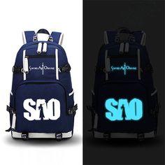 Sword Art Online Luminous School Backpack 4fb5a0d518
