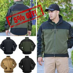 Wind & water resistant 5.11 Tactical Chameleon Soft Shell Jacket features high collar with chin guard, total of 6 pockets & 3 zip-out ID panels! Lightweight & warm, it's ideal for security personnel & everyday use. Buy now at Military 1st!