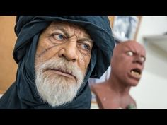 The Creature and Portrait Sculptures of Mike Hill - YouTube