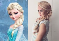 Elsa's TWIN from Norway!❄
