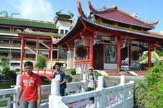 Istana Kelenteng Kwan Sing Bio Yang Indah dan Megah