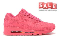 ebab7b06fb736 Nike Wmns Air Max 90 City Collection 2015 (Nike iD) - Chaussures Nike  Sportswear Pas Cher Femme Fille - 813152-614 - Boutique de Chaussure Nike  France (FR) ...