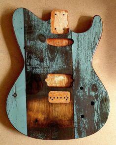 Destroy All Guitars - Spalt Gate Guitar