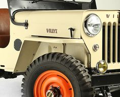 1964 Willys CJ3-B | Jeep Collection