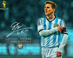 "Lionel-Messi-Captain-Argentina-National-Team-Football Forward, 84caps, 37International Goals, 26years old, 169cm. Such has been the praise that Lionel Messi has attracted during the course of his stellar career that there is not much more that can be said about him. Reflecting on that problem, his current national team coach Alejandro Sabella said: ""It's got to the stage where you have to invent a new adjective for him."""