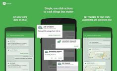 Microsoft Kaizala para Android te ayuda a completar tu trabajo a través de chats