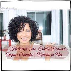 HIDRATAÇÃO CASEIRA PARA CABELOS RESSECADOS - CRESPOS E CACHEADOS | GILL ...