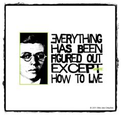 sartre and quotes - Google Search
