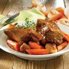 Ribs With Gravy Recipe Main Dishes with olive oil, beef short ribs ...