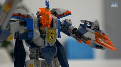 Lego Nexo Knights : Le robot du roi (70327) - Démo en français