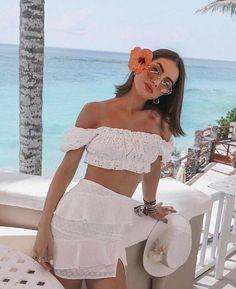 Outfits para ir a la Playa o la Piscina sin perder el Glamour – Moda y Estilo